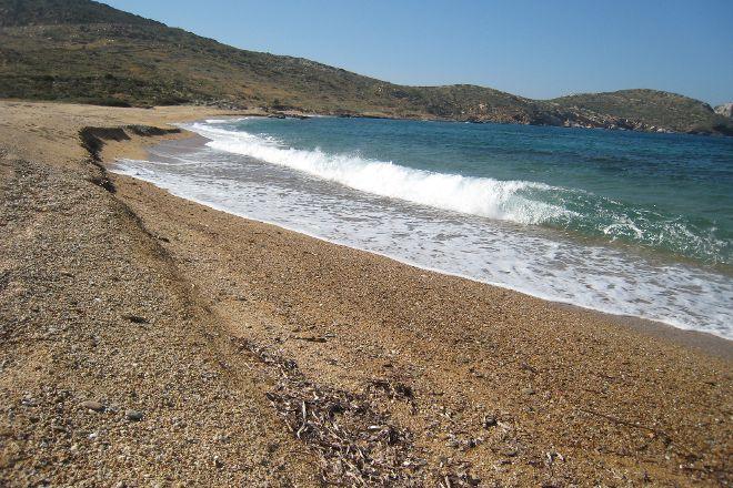 Psathi Beach, Ios, Greece