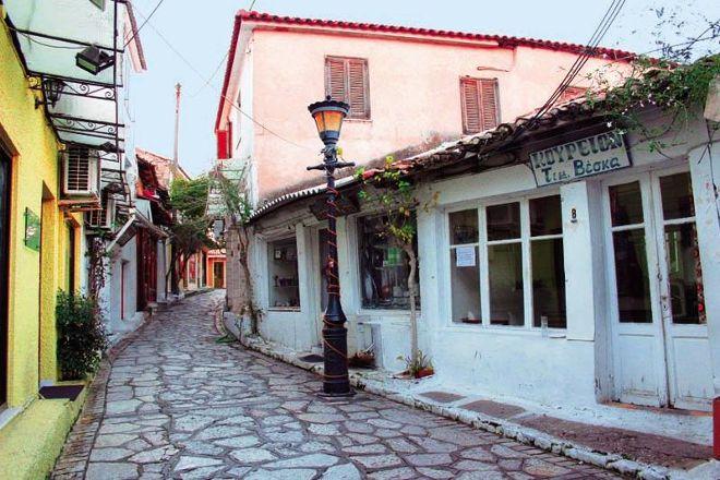 Saitan Pazar, Preveza, Greece