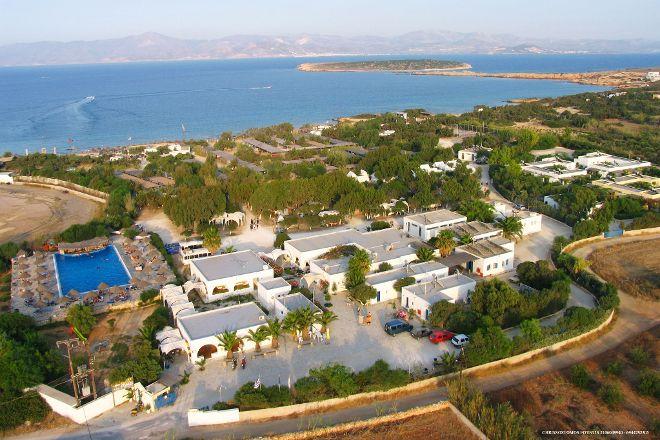 Santa Maria Beach, Paros, Greece