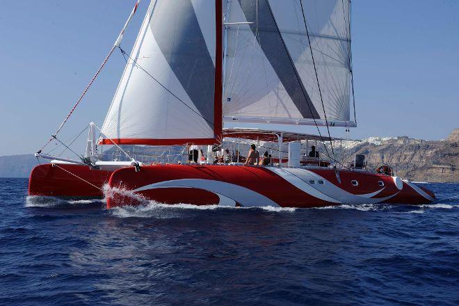 Santorini Sailing, Firostefani, Greece