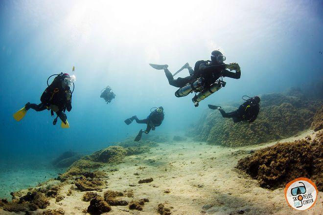 Skopelos Dive Center, Skopelos, Greece