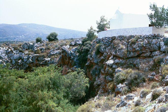 Skotino Cave, Gouves, Greece