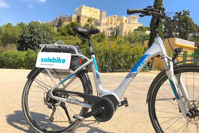 Solebike, Athens, Greece