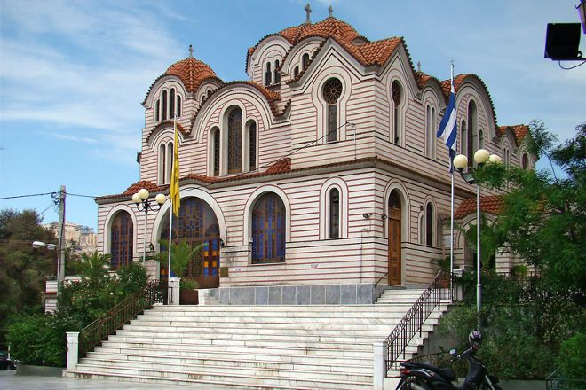 St. Marina Church, Athens, Greece