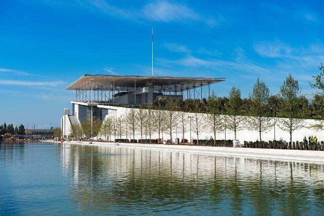 Stavros Niarchos Foundation Cultural Centre, Kallithea, Greece