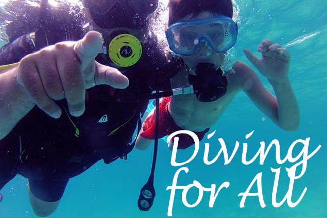 Tech Diving Team Dive Center, Isthmia, Greece