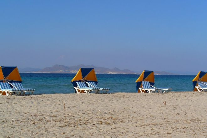 Tigaki Beach, Tigaki, Greece