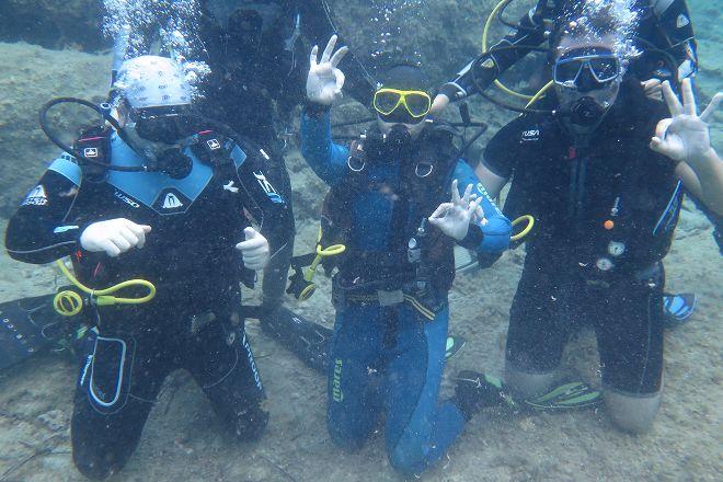 Vasiliadis Diving Club, Potos, Greece