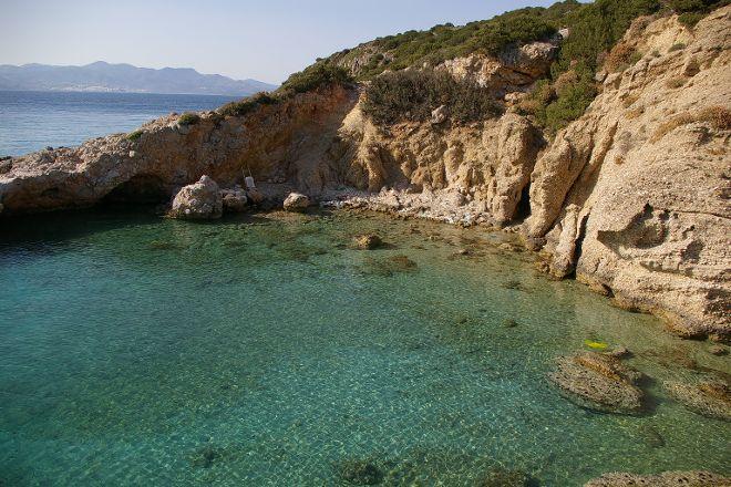 Voulisma Beach, Istron, Greece