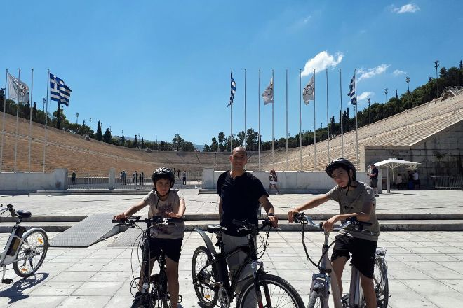 We Bike Athens (Electrical Bike Tours), Athens, Greece