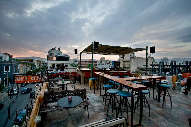 White Noise Music Place, Athens, Greece