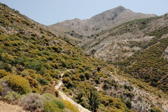 Zas Mountain, Naxos, Greece