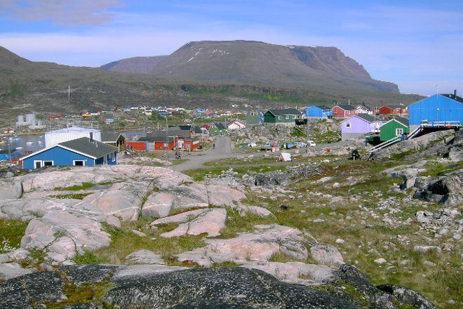 Disko Island, Qeqertarsuaq, Greenland