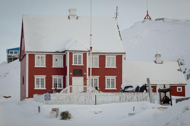 Ilulissat Art Museum, Ilulissat, Greenland