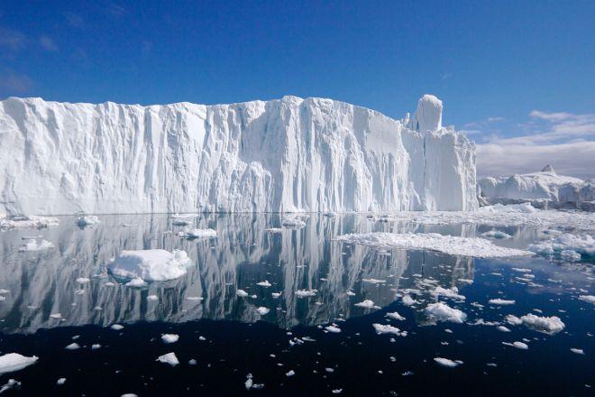 Ilulissat Icefjord, Ilulissat, Greenland