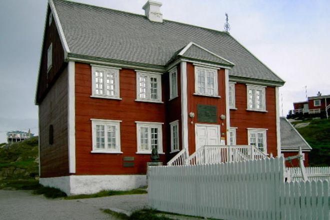 Ilulissat Museum, Ilulissat, Greenland