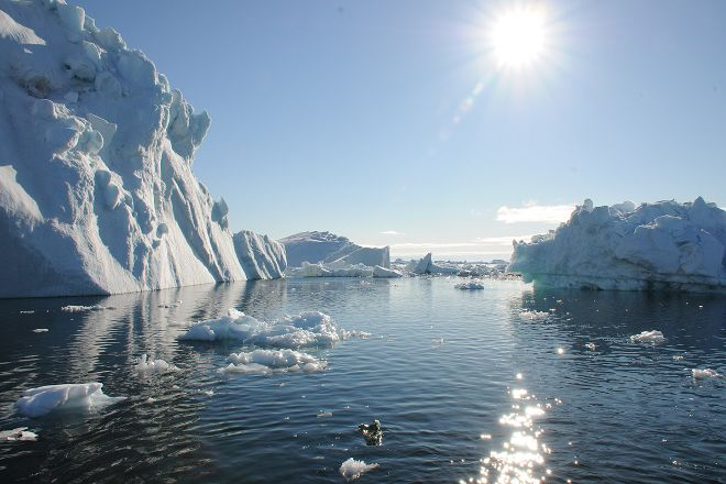 Ilulissat Water Taxi, Ilulissat, Greenland