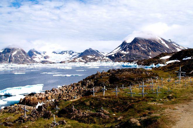 New Cemetery, Kulusuk, Greenland