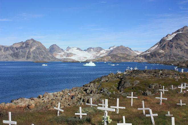 Old Cemetery, Kulusuk, Greenland