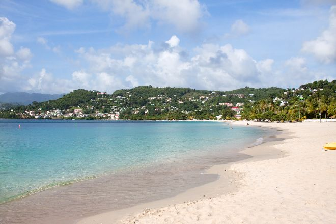 Grand Anse Beach, South Coast, Grenada