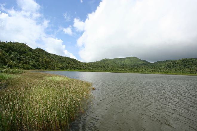Grand Etang Lake, Grand Etang National Park, Grenada