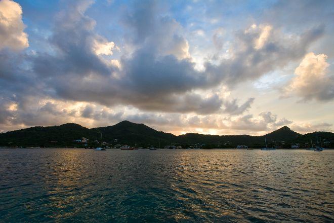 Tyrell Bay, Carriacou Island, Grenada