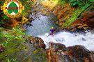 Canopee Guadeloupe Canyoning