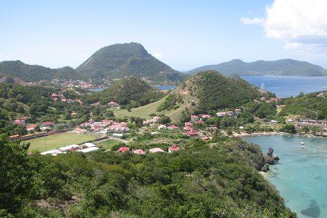 Les Saintes, Guadeloupe