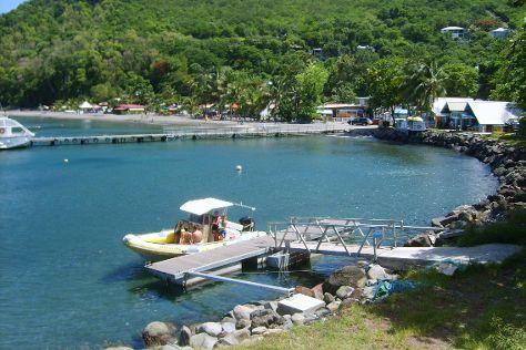 Plage de Malendure, Bouillante, Guadeloupe