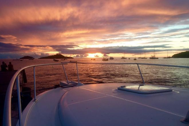 Captain Tony B, Bouillante, Guadeloupe
