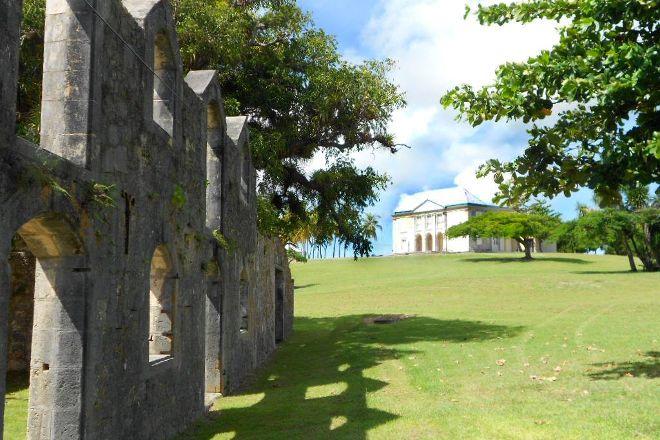 Ecomusee de Marie Galante, Grand Bourg, Guadeloupe