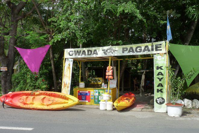 Gwada Pagaie, Bouillante, Guadeloupe