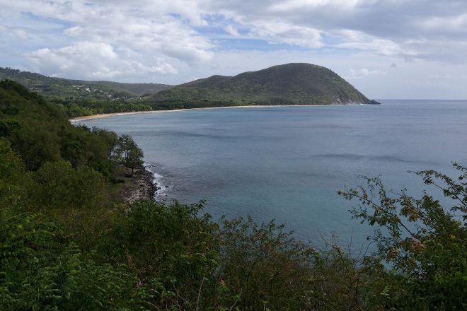Plage de Grande Anse, Deshaies, Guadeloupe