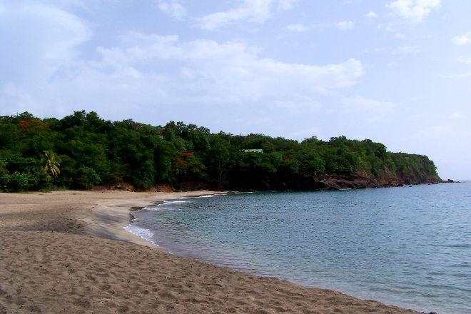 Plage de Petite Anse, Bouillante, Guadeloupe
