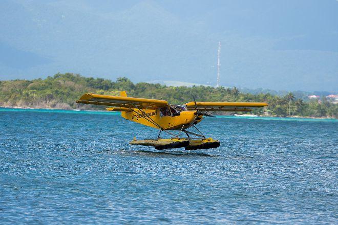 Les îles du ciel / Base Hydravion ULM du Gosier, Le Gosier, Guadeloupe