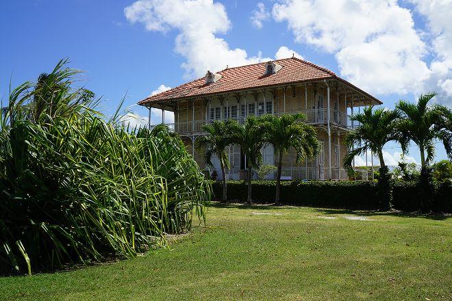 Zevallos Colonial Estate, Le Moule, Guadeloupe