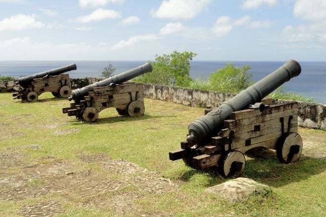 Fort Nuestra Senora de la Soledad, Umatac, Guam
