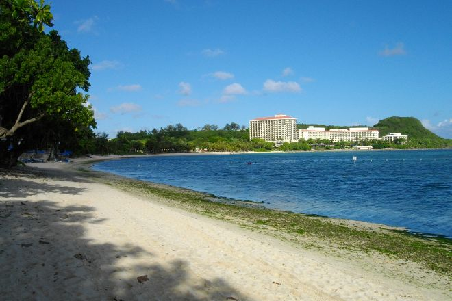 Ypao Beach Park, Tumon, Guam