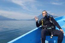 Ati Divers, Lake Atitlan, Guatemala
