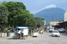 The Plaza Central Park, Antigua, Guatemala