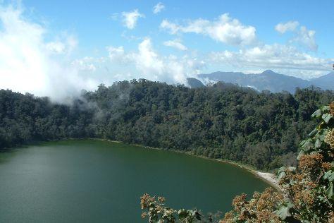 Laguna Chicabal, Quetzaltenango, Guatemala