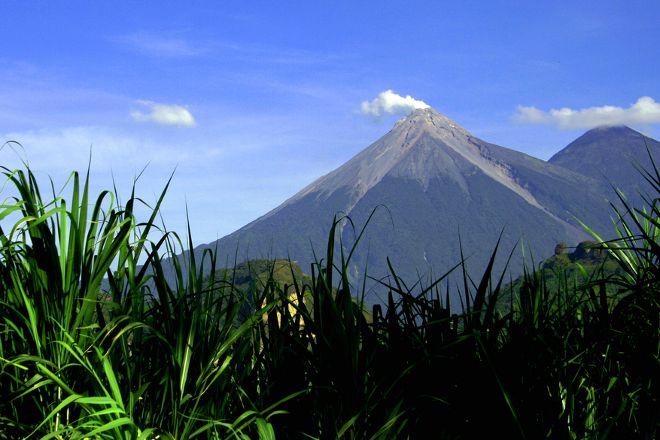 Acatenango Volcano, Antigua, Guatemala