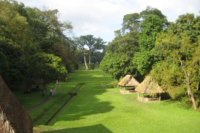 Archaeological Park and Ruins of Quirigua, Quirigua, Guatemala
