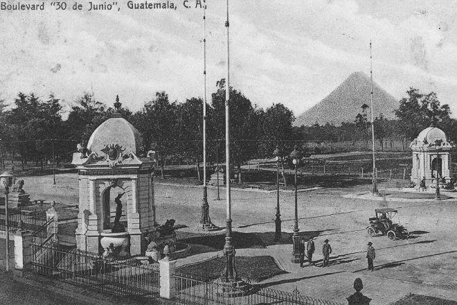 Avenida La Reforma, Guatemala City, Guatemala