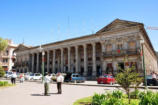 Central Plaza, Quetzaltenango, Guatemala