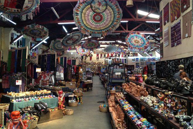 Nim Po't Centro de Textiles Tradicionales, Antigua, Guatemala