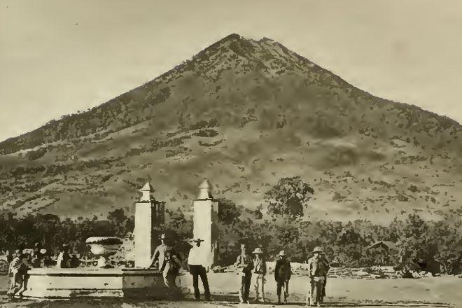 Volcan de Agua, Antigua, Guatemala