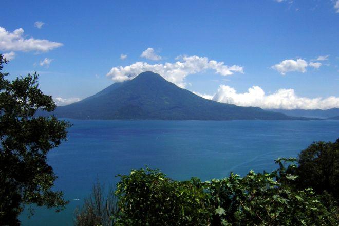 Volcan San Pedro, San Pedro La Laguna, Guatemala
