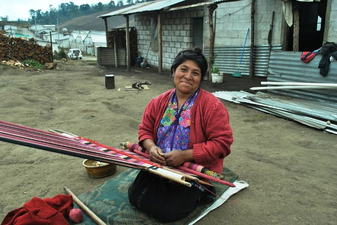 Yabal Handicrafts, Quetzaltenango, Guatemala