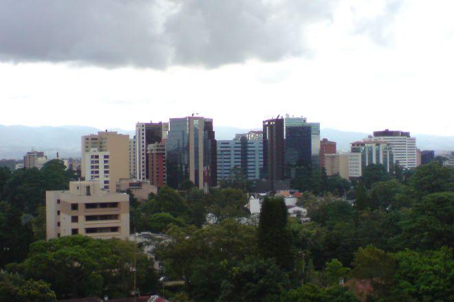 Zona Viva, Guatemala City, Guatemala